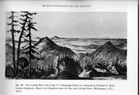 View looking west from San Francisco Peaks - Richard H. Kern
