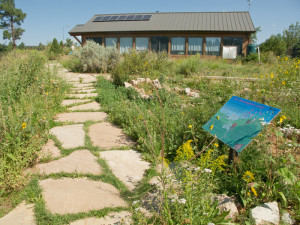 Willow Bend Environmental Education Center, overlooking the Rio de Flag at 703 E Sawmill Road, Flagstaff